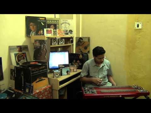 Mera Jeevan Kora Kagaz Instrumental ElectricGuitar By Pramit...