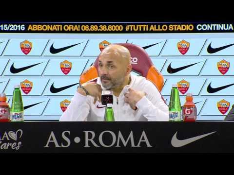 """La presentazione di Spalletti alla Roma: """"So quanto è bello allenare questa squadra in questa città"""""""