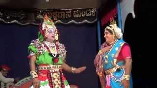 Yakshagana -- Kanakangi kalyana - 9