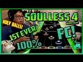 SOULLESS 4 UNDERCHART 1ST EVER 100% FC 7817 NOTE STREAK!!!!!