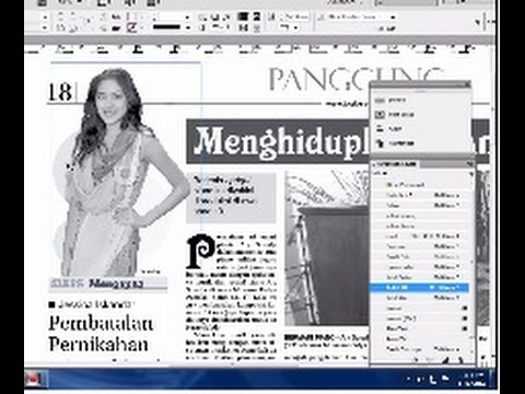 how to make a photobook in indesign cs6
