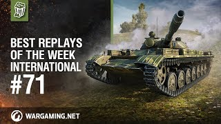 World of Tanks - Best Replays of the Week International #71