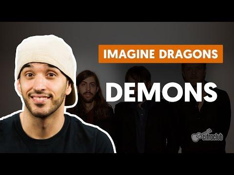 Demons - Imagine Dragons (aula De Violão) video