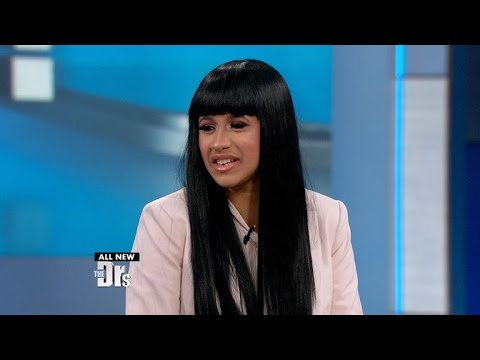 Reality Star Cardi B on Making Friends and Meeting Men on Instagram