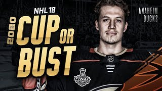 ANAHEIM DUCKS REBUILD! 2020 CUP OR BUST (NHL 18 Franchise Mode)