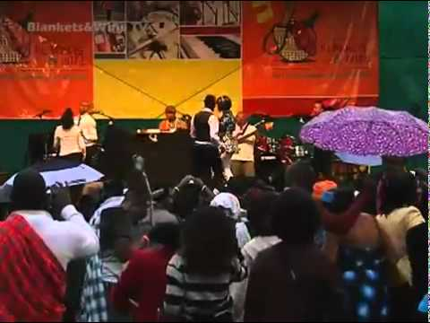 Margaret performing khona by mafikizolo | mtn project fame season 6.0