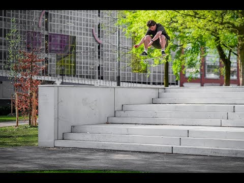 Frame It - Douwe Macare fs flip Triple Set Arnhem