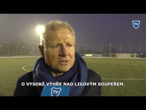 Rozhovor s Vlastimilem Petrželou po utkání s Karvinou (5:0)