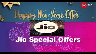 Jio happy new year offer techclick jatin