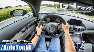Mercedes AMG GT C Edition 50 | 1 of 500 | POV Test Drive by AutoTopNL