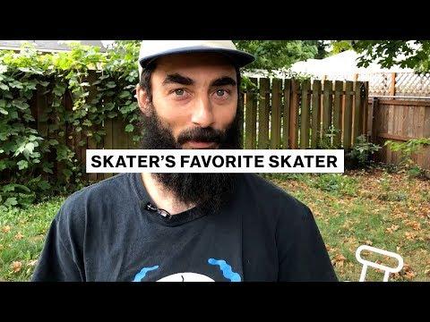 Skater's Favorite Skater | Nick Boserio