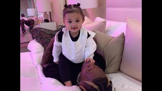 Stormi Webster Moments pt. 2