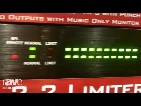 CEDIA 2014: Fitness Audio Showcases The Gov'nor Limiter, Trigger Active Listening Device