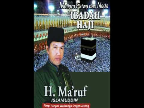 Download Lagu H. Ma'ruf Islamudin Album Sholawat Legendaris, Full Album HD MP3 Free