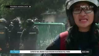 Bentrok Pecah di Jatibaru, Tanah Abang di Aksi Massa 22 Mei 2019