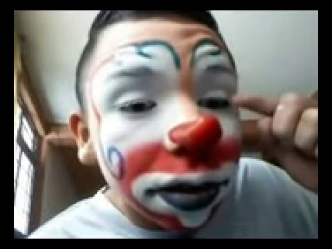COMO MAQUILLARSE DE PAYASO (maquillaje payaso - make up clown )