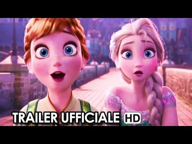 Frozen Fever Trailer Ufficiale Italiano (2015) HD