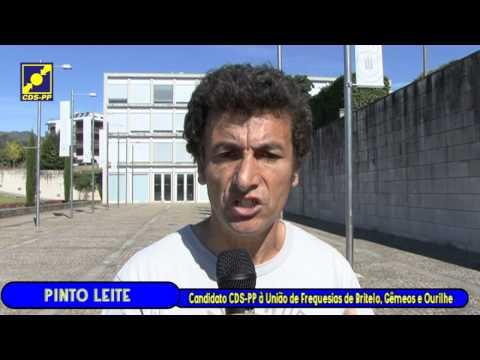 CDS CELORICO DE BASTO - PINTO LEITE FREGUESIA BRITELO, G�MEOS E OURILHE)