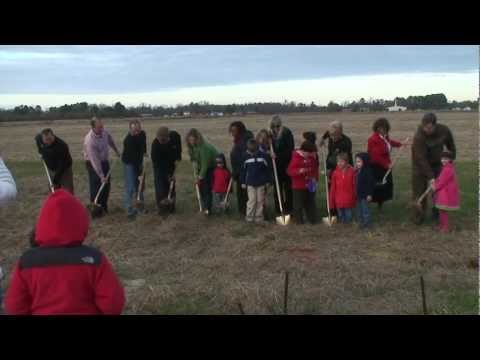 Wayne Montessori School Ground Breaking