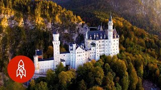 Germany's Real-Life Disney Castle