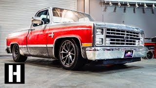 Ultimate Squarebody Street Truck? 600+ hp Supercharged LT4 '86 Silverado That Handles, Too.