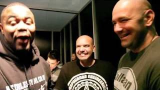 Dana White Video Blog UFC 120 Day 3
