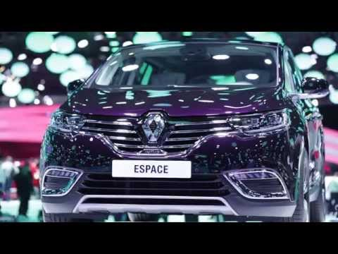 New Renault Espace - Instrumentation & modularity // Instrumentation & modularité