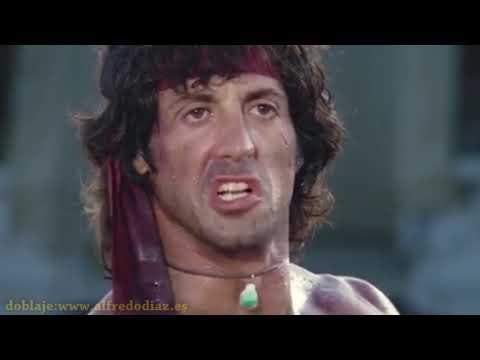 Cómo vive Rambo el confinamiento