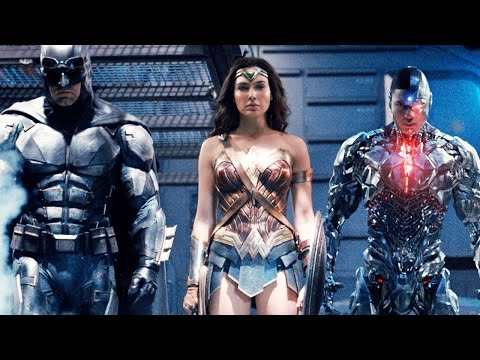Justice League Trailer 2017 Movie - Official