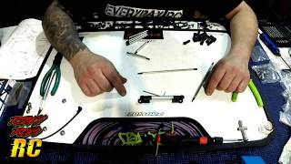 RC Rock Crawler GMADE R1 Kit Build Part 6 Assembling The Suspension Links
