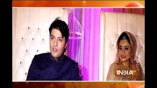 Diya aur Baati Hum star Anas Rashid ties the nuptial knot