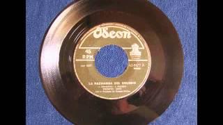 Pedrito Rico (con la Orq. de Eulogio Molina) - La pachanga del colegio (1962)
