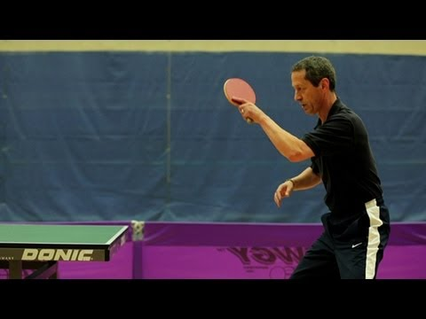 Olympic Coaching Tips: Table Tennis