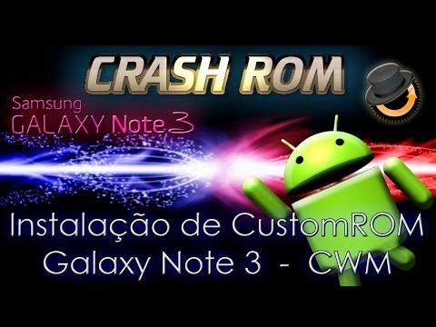 Tutorial instalação de Custom ROM no Galaxy Note 3 N9005 PT/BR - Android
