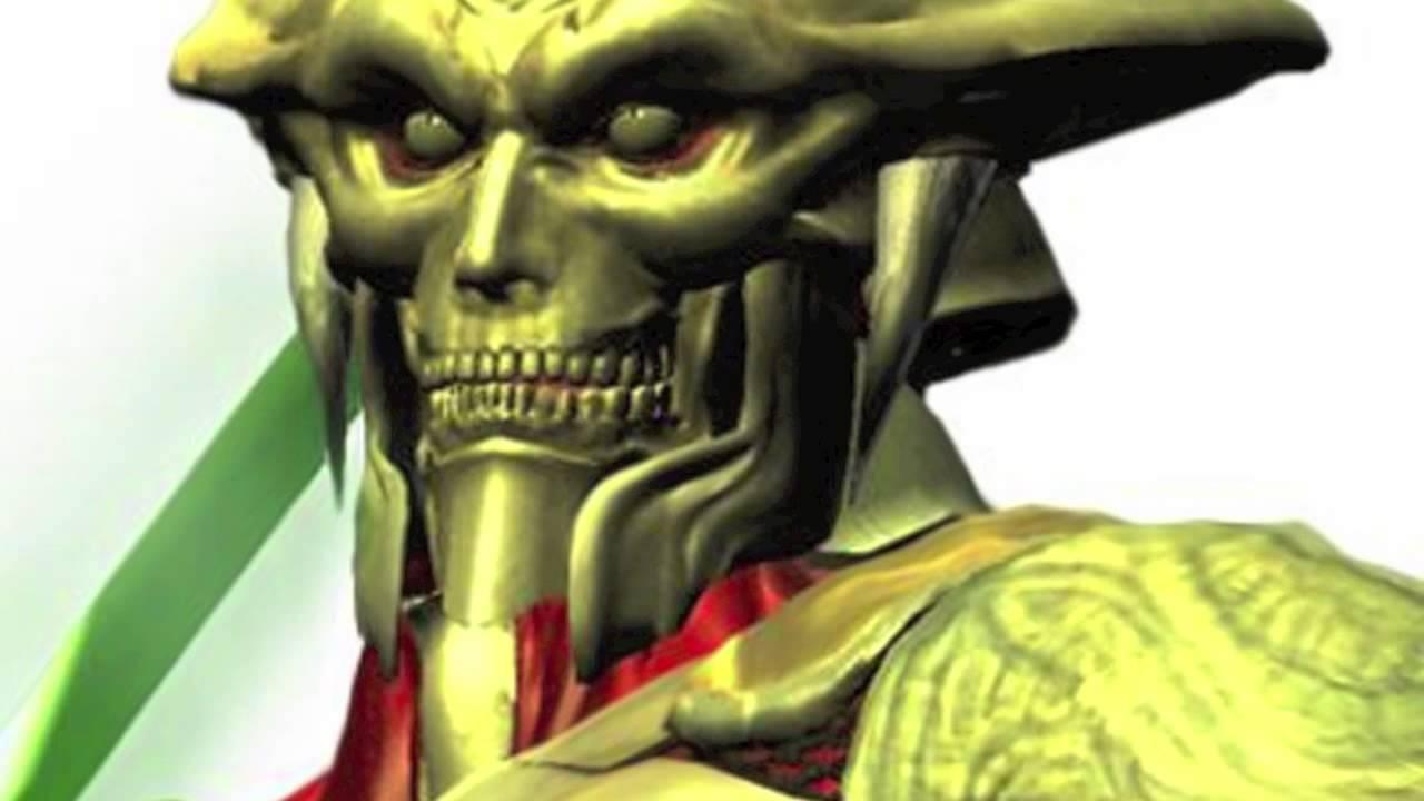 Yoshimitsu Tekken 3 Tekken Tag Tournament