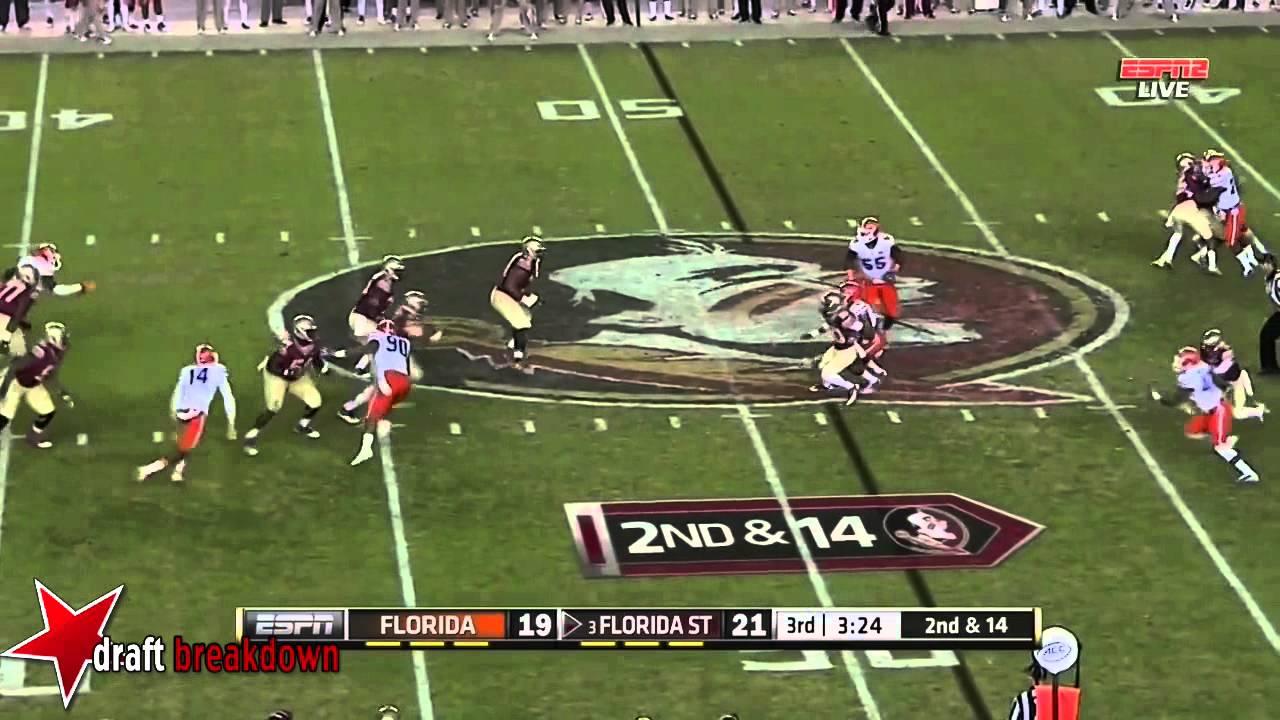 Jameis Winston vs Florida (2014)