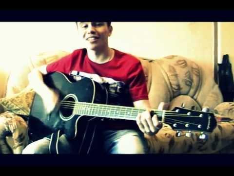 Кино.Виктор Цой-Восьмиклассница.Кавер.Игра на гитаре.