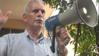 Charles Henri Baker - Charlito Baker In Artibonite - Haiti Election 2010