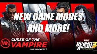 New Game modes, DLC Character Models and More! - Marvel Ultimate Alliance 3 (MUA3)