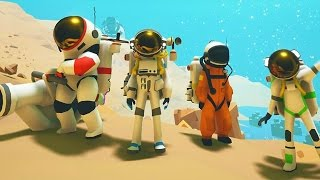 ASTRONEER   *NEW GAME* (MINECRAFT IN SPACE)