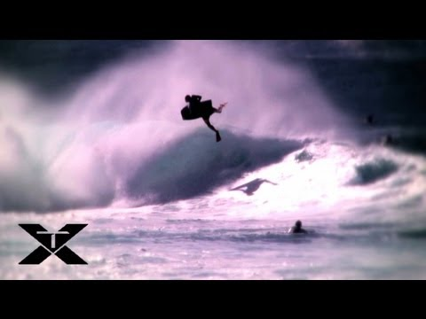 Ben Player Bodyboard Slo-Mo