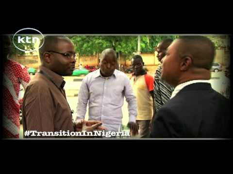 Transition in Nigeria Promo Thursday and Friday 29th May 2015