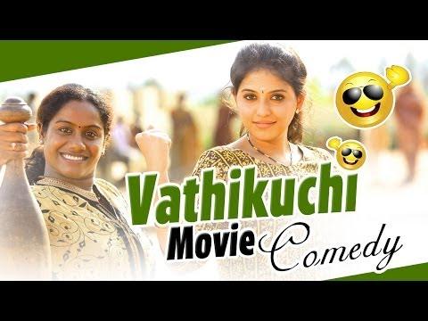 Vathikuchi | Tamil Movie Comedy | Dhileban | Anjali | Jayaprakash | Saranya |