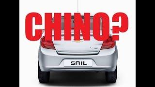 AUTOS CHEVROLET HECHOS en CHINA?