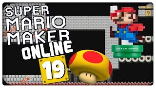 SUPER MARIO MAKER ONLINE Part 19: Star City & Giga Mario