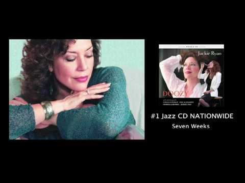 Jackie Ryan DOOZY #1 Jazz CD NATIONWIDE for 7 weeks