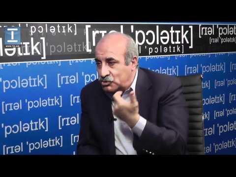 Realpolitik ծրագրի հյուրն է Խոսրով Հարությունյանը