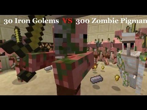 Mutant zombie pigman vs mutant zombie - photo#12