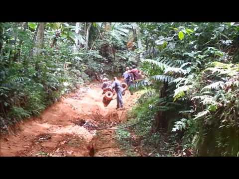 Fourtrack Tormenta Yauco, Sabana Grande, Maricao 24 ago 2014