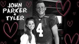 Hear how John Parker Wilson and wife Tyler are settling down in Birmingham
